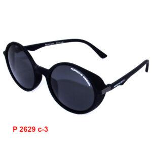 """поляризационные солнцезащитные мужские очки """"PORSCHE DESIGN"""" P 2629 C3"""
