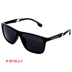"""поляризационные солнцезащитные мужские очки """"PORSCHE DESIGN"""" P 5715 C1"""