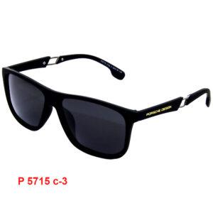 """поляризационные солнцезащитные мужские очки """"PORSCHE DESIGN"""" P 5715 C3"""