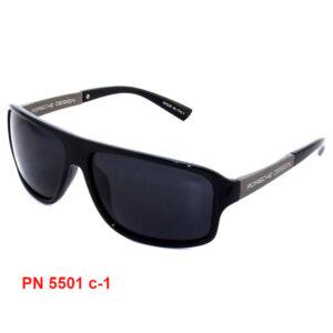 """поляризационные солнцезащитные мужские очки """"PORSCHE DESIGN"""" PN 5501 C1"""