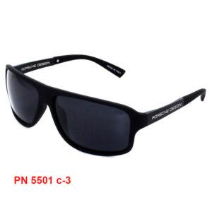 """поляризационные солнцезащитные мужские очки """"PORSCHE DESIGN"""" PN 5501 C3"""