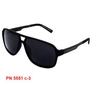 """поляризационные солнцезащитные мужские очки """"PORSCHE DESIGN"""" PN 5551 C3"""