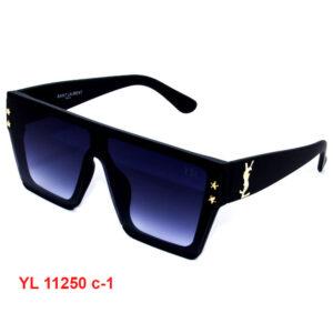 Женские Солнцезащитные очки YSL YL 11250 C1