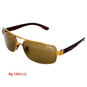 """Мужские очки """"Boguan"""" стекло Bg-1203-c-2"""