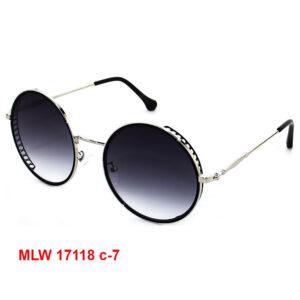 женские очки в металле MLW-17118-c-7