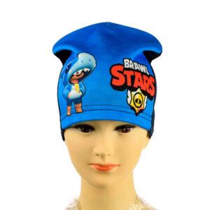 шапка для мальчиков ''Brawl Stars''